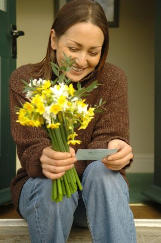 Give the gift of Scented Narcissi on Valentine's Day